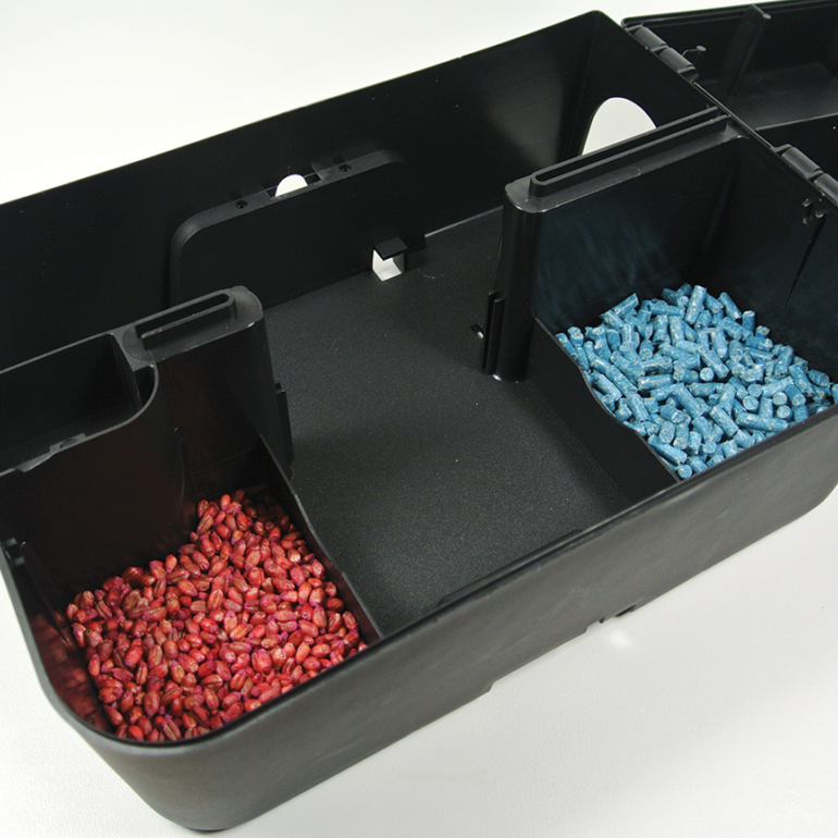 Rat Box Pellets